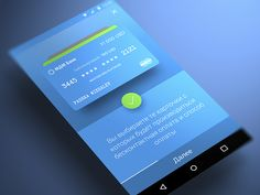 Android Intro HCE card info by ALEX BENDER