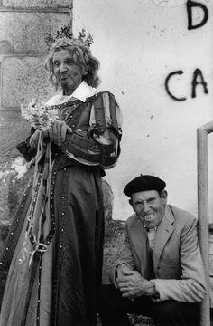 Gozar con la mirada: 12/10/12. Foto: Galicia.1982, Losón. Circunvalación mágica. Pilgrimage of Nuestra Señora del Corpiño