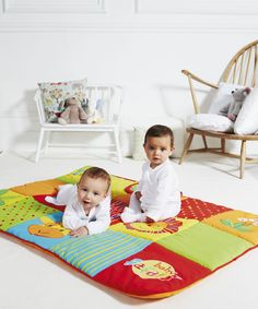 Mothercare Safari Jumbo Playmat