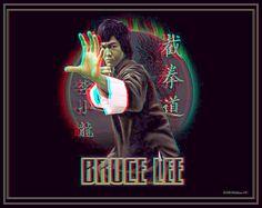 Bruce Lee - Conversion by starg82343, via Flickr