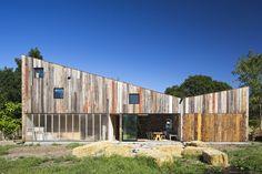 Mork Ulnes Architects, SFOSL — Meier Road