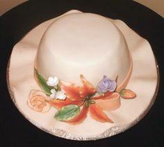 Lady Hat Cake