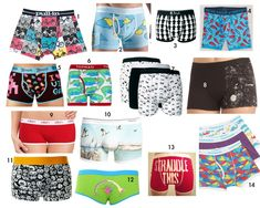 Boyshorts and Girltrunks 102: Your Queer Underwear Guide