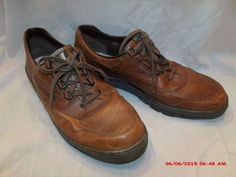 MEPHITSO SUEDE / BROWN / LEATHER OXFORDS / SHOES / MEN SIZE 13 ...