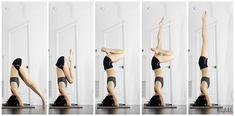 Headstands (Salamba Sirsasana) | Yoga Journey