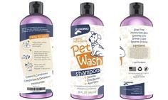 100% Organic Oatmeal Dog Shampoo & Conditioner (20 oz.)   Groupon
