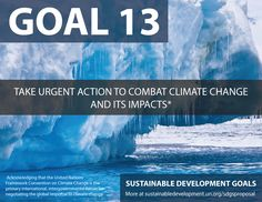 Proposal for Sustainable Development Goals . Take Urgent Action to Combat Climate Change and Its Impacts - Sustainable Development Knowledge Platform Un Sustainable Development Goals, Environmental Degradation, Environmental Education, Refugee Crisis, Climate Action, World Photography, Before Us, Business School, United Nations