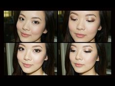 Makeup Tutorial: Easy Everyday Day to Night Smoky Eye (for #Monolids and Hooded Lids)