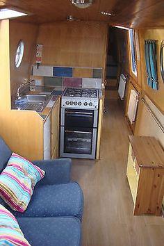 Narrow Boat Tug Style 2005
