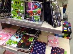 Angry Bird stationary