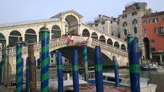 Ponte di Rialto in Venezia, Veneto