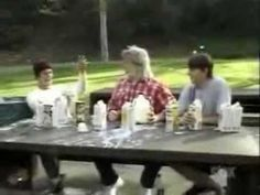 Kenny Rogers Jackass Dairy Challenge
