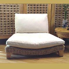Seagrass Meditation Chair NC
