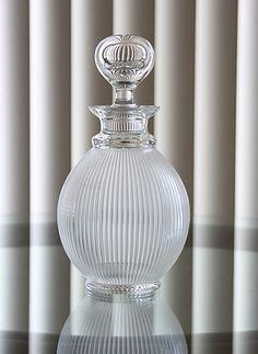 Lalique Langeais Decanter