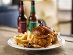 Revolution Brighton @RevsBrighton  22m22 minutes ago The Maple Fired Chicken Burger. It may just be Brighton's tastiest burger. At Revolution. #Brighton #BrightonFood