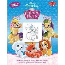 Learn To Draw Disney Books Princess Palace Pets Disney Princess Palace Pets Disney Storybook Princess Palace Pets