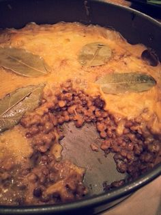 Bobotie comes in a wide range of varieties, however a traditional bobotie is said to have 6 key elements that influence the flavour and texture. The essential ingredients? Curry powder, cinnamon stick, jam or chutney, raisins, bread soaked in milk and bay leaves.....