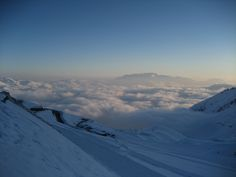 Above the clouds: Skiing in Chile; by Briana Thiodet briana.t@travelstore.com