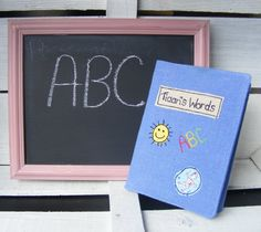 Baby's First Words Journal by Ruby Patch