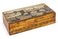 Vintage Box V  on OneKingsLane.com