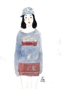 Sue with Onion _ Art Jeeno