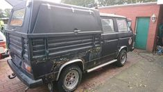 Vw T3 Doka, Van, Vehicles, Car, Vans, Vehicle, Vans Outfit, Tools
