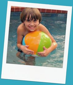 An occupational therapist provides fun suggestions for how to do aquatic therapy in your own pool!
