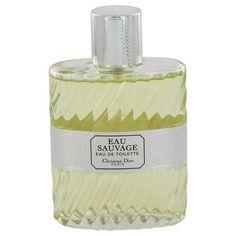 EAU SAUVAGE by Christian Dior Eau De Toilette Spray (Tester) 3.4 oz