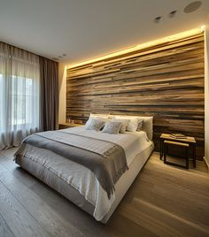 Home Interior Bedroom .Home Interior Bedroom Modern Bedroom Design, Home Bedroom, Luxurious Bedrooms, Wooden Bedroom, House Interior, Modern Bedroom, Small Bedroom, Rustic Master Bedroom, Bedroom