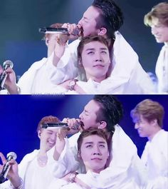 #NyongtoRi nyongtory ❤ I love the way he hugs him