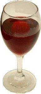 Red Wine Glass Drink