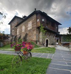 Palacio de Canedo, El Bierzo, España.