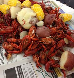 Fresh, authentic Crawfish Boil is on the menu this Saturday only at Southbank Original Barbeque, 129 E. Hydraulic St., Yorkville, Illinois. 630.385.2477