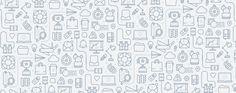Help Scout icon pattern