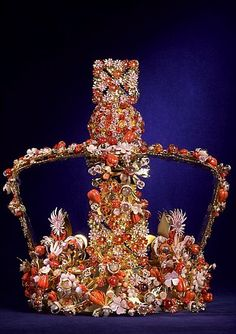 Ferragamo: In celebration of the Jubilee Harrods commissioned 31 global brands to produce a crown.