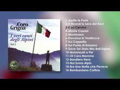 I Veri Canti Degli Alpini - Coro Grigna Canti, Youtube, Climbing, Musica