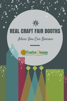 By simply searching #craftfair on Instagram, I can now show you some amazing craft fair ideas that are happening all over the world. Just think about how incredible that is for a moment. Shall we see what I've found?