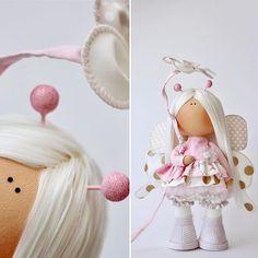 Куколка-бабочка. Рост 32 см (без усиков). Крылья и цветок на проволочном каркасе. Сделана на заказ.  #milahandycrafts #sewing #handmadedoll #handmadepresent #princess #butterfly #interiordoll #tilda #textiledoll #cotton #magicparade #handmadetoy #куклаомск #куклатильда #кукла #подарокручнойработы #подарокнаденьрождения #бабочка #куклабабочка #хлопок #интерьернаякукла #текстильнаякукла #шьюкукол #эльфийка #present #дляфотосессии