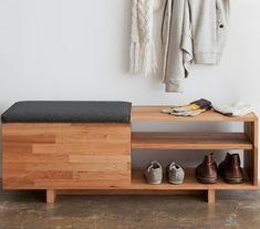 MASHstudios LAXseries Storage Bench, as featured on Design Milk courtesy of Michelle Williamson!