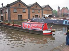 Canal Barge, Canal Boat, Old Boats, Narrowboat, Family History, Aquarius, Britain, Rivers, Water