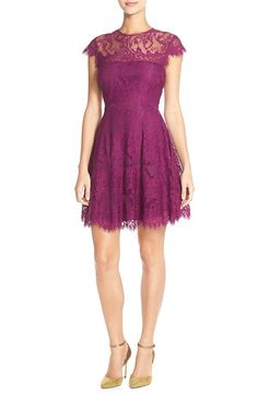 Pin for Later: The Best Holiday Party Dresses Under $150  BB Dakota Illusion Dress ($98)