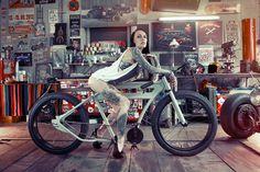 SERIES: RUFF CYCLES - Dirk Behlau aka The Pixeleye // Kool Lifestyle Photographer // +49 151 15730102