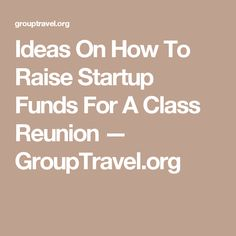 how to raise funds for startup