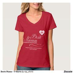 Beste Mama - T-Shirts