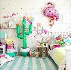kids' rooms on instagram (the boo and the boy)