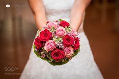 Bride & Flower by CojocaruIonut