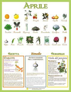 Frutta e verdura di stagione Healthy Menu, Healthy Cooking, Italian Drinks, Italian Phrases, Juice Plus, Italian Language, Learning Italian, Love Eat, Green Life