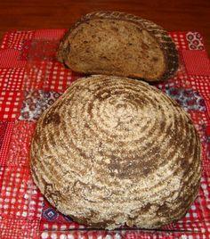 Prunes and Kefir Whole Wheat Sourdough Bread