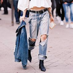 The Jeans That Have Everyone In A Tizzy