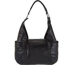Aimee Kestenberg Vintage Leather Triple Entry Hobo- Laredo